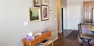 Photo 2: #417 9820 165 Street NW in Edmonton: Zone 22 Condo for sale : MLS®# E4130213