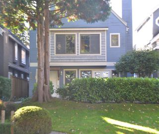 Photo 1: 3316 W 5TH Avenue in Vancouver: Kitsilano House 1/2 Duplex for sale (Vancouver West)  : MLS®# R2314053