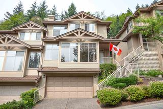 "Photo 1: 3 2979 PANORAMA Drive in Coquitlam: Westwood Plateau Townhouse for sale in ""Deercrest"" : MLS®# R2317801"