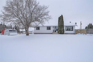 Main Photo: 244069 Hwy 661: Rural Athabasca County House for sale : MLS®# E4135294