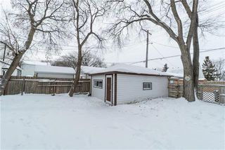 Photo 20: 270 CONWAY Street in Winnipeg: Deer Lodge Residential for sale (5E)  : MLS®# 1902355