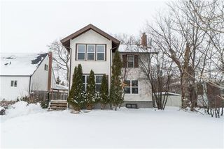 Main Photo: 270 CONWAY Street in Winnipeg: Deer Lodge Residential for sale (5E)  : MLS®# 1902355