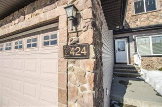 Photo 2: 424 CALLAGHAN Court in Edmonton: Zone 55 House for sale : MLS®# E4147602