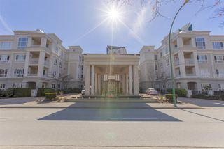 "Photo 1: 242 3098 GUILDFORD Way in Coquitlam: North Coquitlam Condo for sale in ""MARLBOROUGH HOUSE"" : MLS®# R2351167"