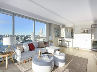 "Photo 4: 2606 1201 MARINASIDE Crescent in Vancouver: Yaletown Condo for sale in ""THE PENINSULA"" (Vancouver West)  : MLS®# R2363085"