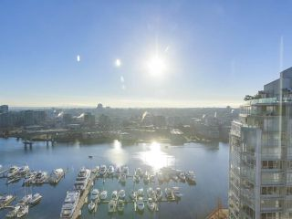 "Photo 17: 2606 1201 MARINASIDE Crescent in Vancouver: Yaletown Condo for sale in ""THE PENINSULA"" (Vancouver West)  : MLS®# R2363085"