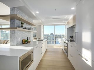 "Photo 7: 2606 1201 MARINASIDE Crescent in Vancouver: Yaletown Condo for sale in ""THE PENINSULA"" (Vancouver West)  : MLS®# R2363085"