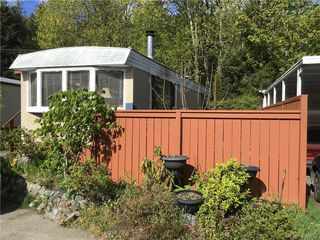 Photo 1: 9 2807 Sooke Lake Rd in VICTORIA: La Goldstream Manufactured Home for sale (Langford)  : MLS®# 812441