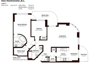 """Photo 20: 301 612 FIFTH Avenue in New Westminster: Uptown NW Condo for sale in """"THE FIFTH AVENUE"""" : MLS®# R2373592"""