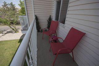 Photo 23: 18 11219 103A Avenue in Edmonton: Zone 12 Condo for sale : MLS®# E4158916