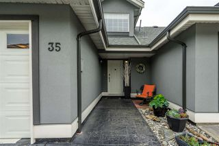 "Photo 2: 35 2068 WINFIELD Drive in Abbotsford: Abbotsford East Townhouse for sale in ""Summit"" : MLS®# R2375475"