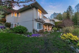 Main Photo: 4798 WOODLEY Drive in West Vancouver: Cypress Park Estates House for sale : MLS®# R2383728