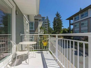 "Photo 17: 314 618 LANGSIDE Avenue in Coquitlam: Coquitlam West Townhouse for sale in ""BLOOM"" : MLS®# R2404541"