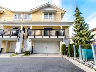 Main Photo: 8 1130 EWEN Avenue in New Westminster: Queensborough Townhouse for sale : MLS®# R2421864