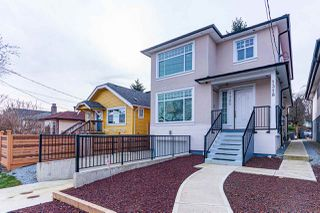 Photo 1: 1320 E 28TH Avenue in Vancouver: Knight House for sale (Vancouver East)  : MLS®# R2444898