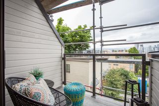 """Photo 10: 7 1263 W 8TH Avenue in Vancouver: Fairview VW Townhouse for sale in """"Birch Gardens"""" (Vancouver West)  : MLS®# R2471915"""