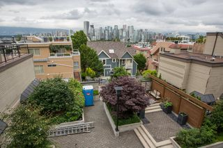"""Photo 16: 7 1263 W 8TH Avenue in Vancouver: Fairview VW Townhouse for sale in """"Birch Gardens"""" (Vancouver West)  : MLS®# R2471915"""
