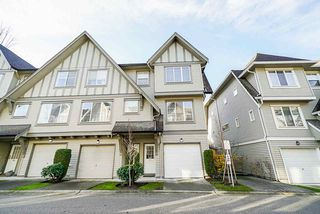 """Photo 1: 27 15175 62A Avenue in Surrey: Sullivan Station Townhouse for sale in """"Brooklands"""" : MLS®# R2518946"""