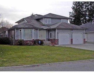 Photo 1: 20260 123RD AV in Maple Ridge: Northwest Maple Ridge House for sale : MLS®# V574786
