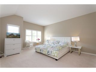 "Photo 7: 95 3555 WESTMINSTER Highway in Richmond: Terra Nova Townhouse for sale in ""SONOMA"" : MLS®# V901887"