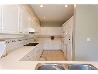 "Photo 5: 95 3555 WESTMINSTER Highway in Richmond: Terra Nova Townhouse for sale in ""SONOMA"" : MLS®# V901887"