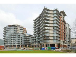 Photo 1: N608 737 Humboldt Street in Victoria: Vi Downtown Condo for sale : MLS®# 256343