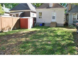 Photo 14: 317 Arnold Avenue in WINNIPEG: Manitoba Other Residential for sale : MLS®# 1321742