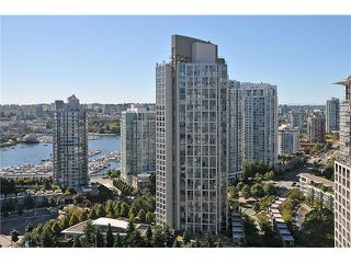 "Photo 5: 2910 928 BEATTY Street in Vancouver: Yaletown Condo for sale in ""The Max"" (Vancouver West)  : MLS®# V1052333"