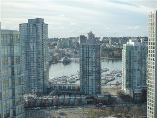 "Photo 8: 2910 928 BEATTY Street in Vancouver: Yaletown Condo for sale in ""The Max"" (Vancouver West)  : MLS®# V1052333"