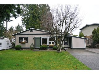 Photo 1: 21161 122ND Avenue in Maple Ridge: Northwest Maple Ridge House for sale : MLS®# V1054323
