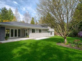 Photo 18: 4654 KEITH Road in West Vancouver: Caulfeild House for sale : MLS®# V1058769