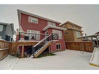Photo 19: 12 SILVERADO BANK Court SW in CALGARY: Silverado Residential Detached Single Family for sale (Calgary)  : MLS®# C3635428