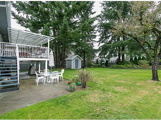 Photo 17: 977 GROVER Avenue in Coquitlam: Central Coquitlam House for sale : MLS®# V1086723