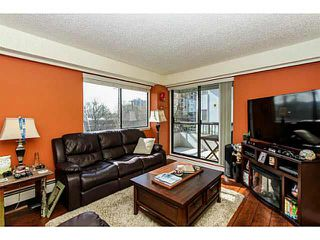 "Photo 6: 304 47 AGNES Street in New Westminster: Downtown NW Condo for sale in ""FRASER HOUSE"" : MLS®# V1115941"