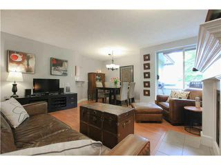 "Photo 5: 203 1870 W 6TH Avenue in Vancouver: Kitsilano Condo for sale in ""HERITAGE ON CYPRESS"" (Vancouver West)  : MLS®# V1116608"