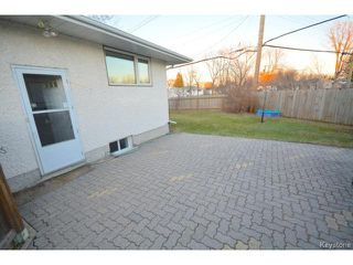 Photo 19: Burning Bush Bay in Winnipeg: Residential for sale : MLS®# 1509402