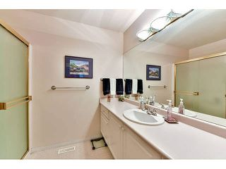 "Photo 12: 19 15959 82ND Avenue in Surrey: Fleetwood Tynehead Townhouse for sale in ""Cherry Tree Lane"" : MLS®# F1439528"