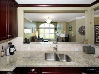 "Photo 6: 418 5900 DOVER Crescent in Richmond: Riverdale RI Condo for sale in ""THE HAMPTONS"" : MLS®# V1120528"
