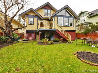 Photo 20: 1315 Minto Street in VICTORIA: Vi Fairfield West Single Family Detached for sale (Victoria)  : MLS®# 358583