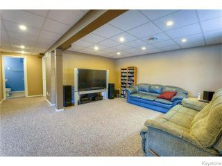 Photo 13: 113 Wayfarer's Haven in WINNIPEG: Windsor Park / Southdale / Island Lakes Residential for sale (South East Winnipeg)  : MLS®# 1600082