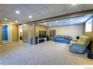 Photo 14: 113 Wayfarer's Haven in WINNIPEG: Windsor Park / Southdale / Island Lakes Residential for sale (South East Winnipeg)  : MLS®# 1600082