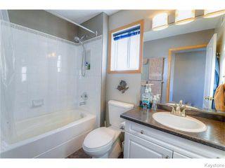 Photo 17: 113 Wayfarer's Haven in WINNIPEG: Windsor Park / Southdale / Island Lakes Residential for sale (South East Winnipeg)  : MLS®# 1600082