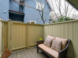Photo 33: 183 W 13TH Avenue in Vancouver: Mount Pleasant VW Townhouse for sale (Vancouver West)  : MLS®# R2041356