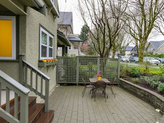 Photo 2: 183 W 13TH Avenue in Vancouver: Mount Pleasant VW Townhouse for sale (Vancouver West)  : MLS®# R2041356