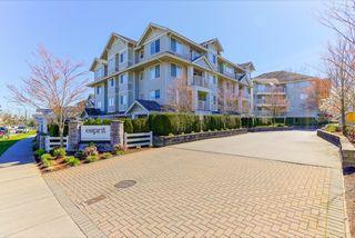 """Photo 1: 305 19340 65 Avenue in Surrey: Clayton Condo for sale in """"Esprit"""" (Cloverdale)  : MLS®# R2045830"""