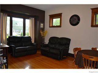 Photo 3: 294 Belvidere Street in Winnipeg: St James Residential for sale (West Winnipeg)  : MLS®# 1614084