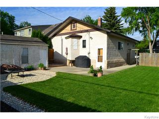 Photo 16: 294 Belvidere Street in Winnipeg: St James Residential for sale (West Winnipeg)  : MLS®# 1614084