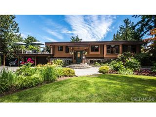 Photo 1: 8381 Lochside Drive in SAANICHTON: CS Turgoose Single Family Detached for sale (Central Saanich)  : MLS®# 366040