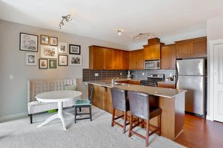 """Photo 4: 407 17712 57A Avenue in Surrey: Cloverdale BC Condo for sale in """"West on the Village Walk"""" (Cloverdale)  : MLS®# R2086740"""