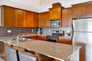 """Photo 3: 407 17712 57A Avenue in Surrey: Cloverdale BC Condo for sale in """"West on the Village Walk"""" (Cloverdale)  : MLS®# R2086740"""